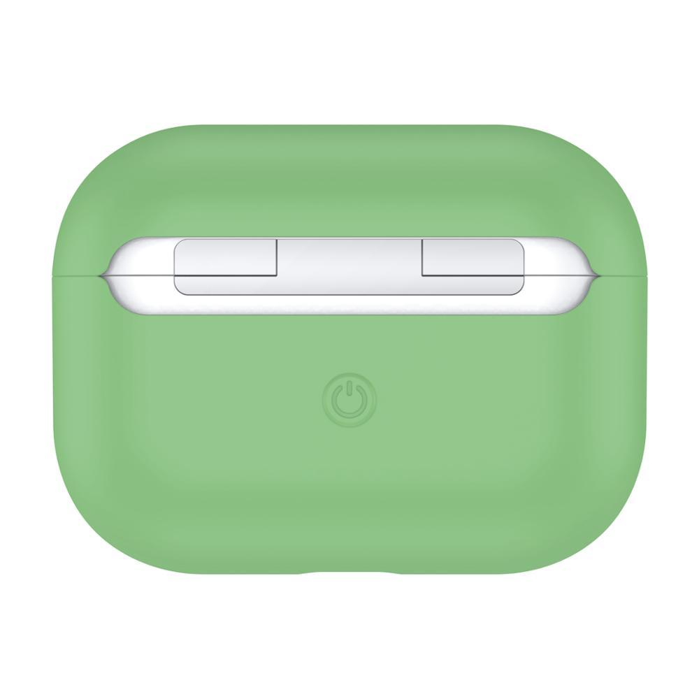 купить чехол на airpods pro зеленый