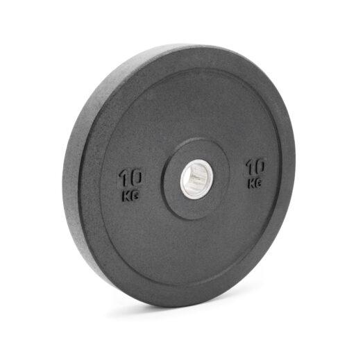 резиновый бамперный диск 10 кг