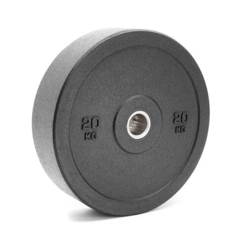 Резиновый бамперный диск 20 кг