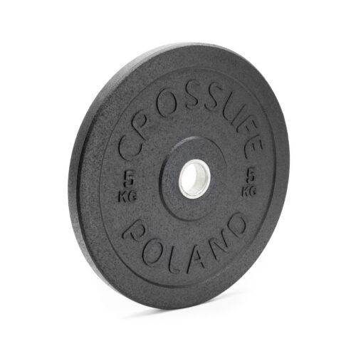 Резиновый бамперный диск 5 кг