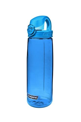 Бутылка для воды Nalgene OTF On The Fly 650 мл. синяя фото 1