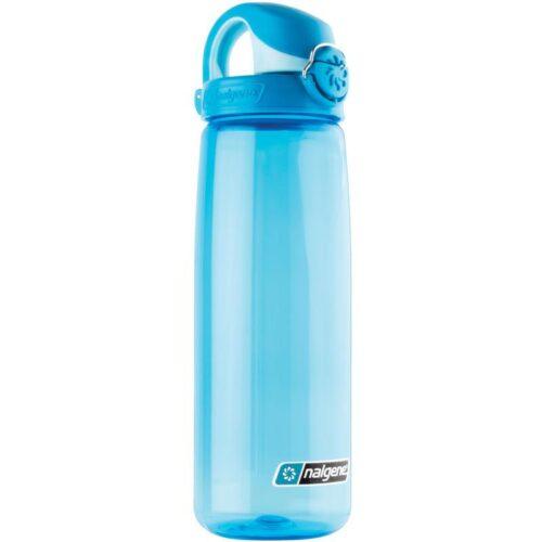 Бутылка для воды Nalgene OTF On The Fly 650 мл. синяя фото 2
