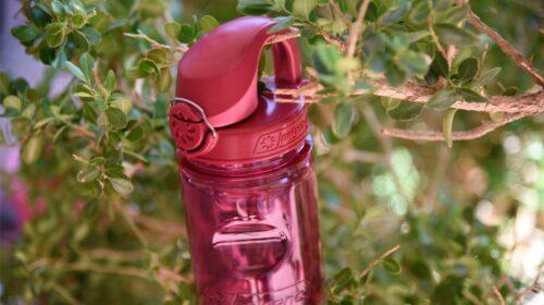 Бутылка для воды Nalgene OTF On The Fly 650 мл. красная фото 2