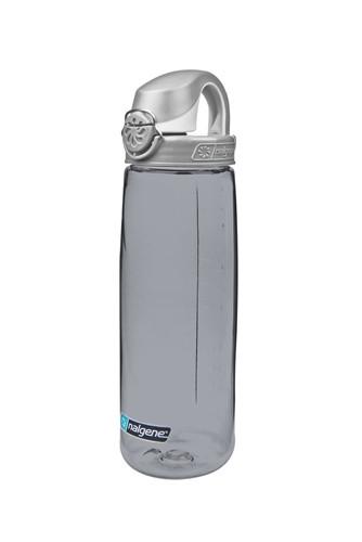Бутылка для воды Nalgene OTF On The Fly 650 мл. серая фото 1