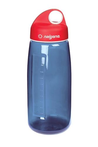 Бутылка для воды Nalgene N-Gen 750 мл. сине-красная фото 1