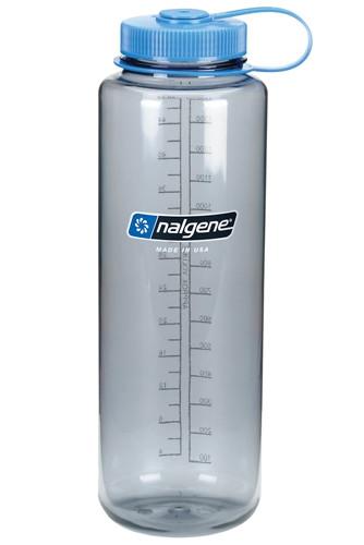 Бутылка для воды Nalgene Silo Everyday 1.4 л. серая фото 1