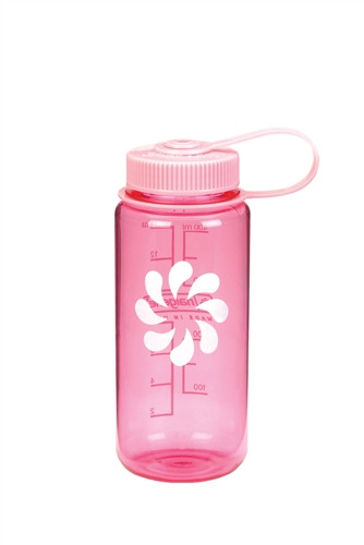 Бутылка для воды Nalgene Wide Mounth розовая 500 мл. фото 1