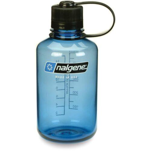 Бутылка для воды Nalgene Narrow Mounth Slate Blue 500 мл. фото 1