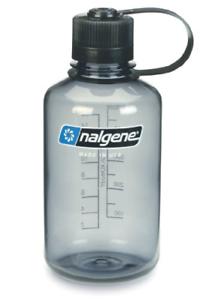 Пляшка для води Nalgene Narrow Mounth Outdoor GREY 500 мл. фото 1