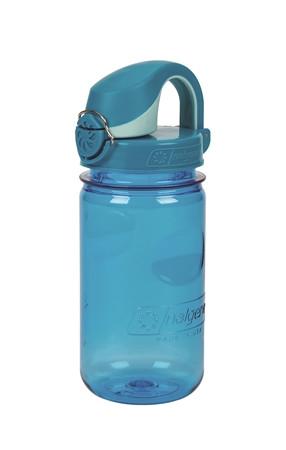 Бутылка для воды Nalgene OTF Kids 350 мл. Blue фото 1
