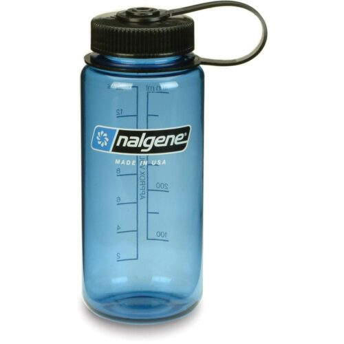 Бутылка для воды Nalgene Wide Mounth 500 мл. Slate Blue фото 1