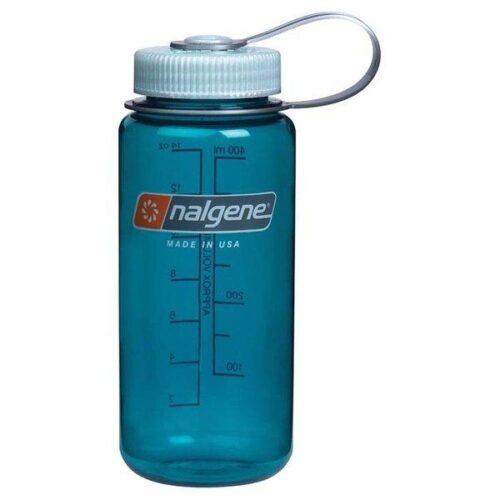 Бутылка для воды Nalgene Wide Mounth 500 мл. Trout Green фото 1