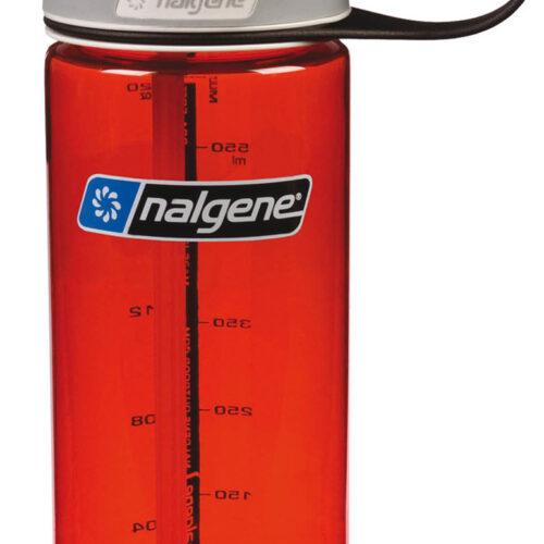 Пляшка для води Nalgene MultiDring Red 600 мл. фото 1