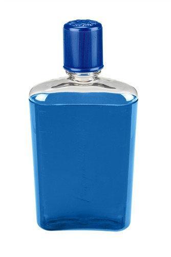 Бутылка для воды Nalgene Flask Blue 375 мл. фото 1