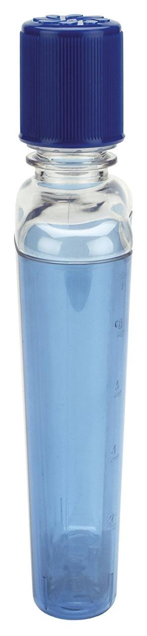 Бутылка для воды Nalgene Flask Blue 375 мл. фото 3