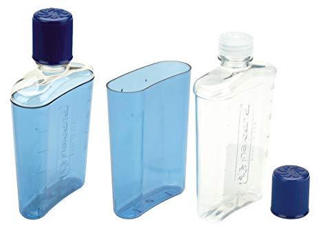 Бутылка для воды Nalgene Flask Blue 375 мл. фото 5