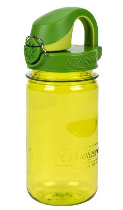 Бутылка для воды Nalgene OTF Kids 350 мл. Green Sprout фото 1