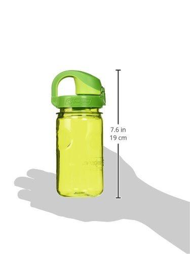 Бутылка для воды Nalgene OTF Kids 350 мл. Green Sprout фото 2