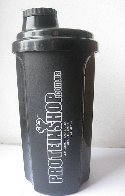 Шейкер спортивный ProteinShop 700мл. фото 1