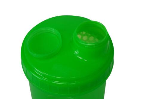 Шейкер спортивный Shaker360 700ml Green фото 5