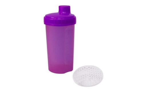 Шейкер спортивный Shaker360 700ml Violet фото 3