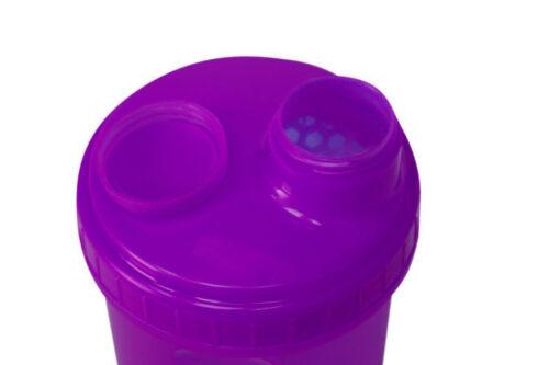 Шейкер спортивный Shaker360 700ml Violet фото 4