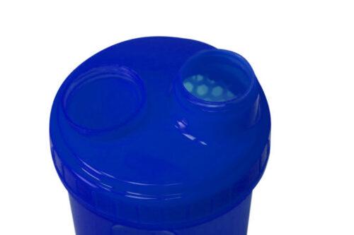 Шейкер спортивный Shaker360 700ml Navy Blue фото 2