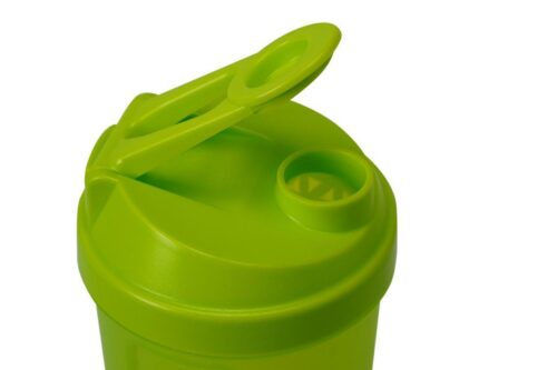 Шейкер спортивный Shake360 500 мл. с контейнером Green фото 3
