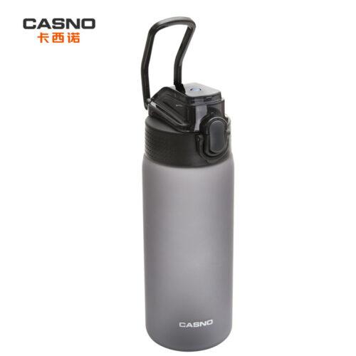 Пляшка для води CASNO 550 мл KXN-1225 Чорна фото 6