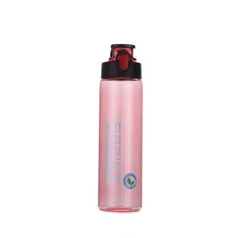 Пляшка для води CASNO 750 мл KXN-1216 Sprint Червона фото 1