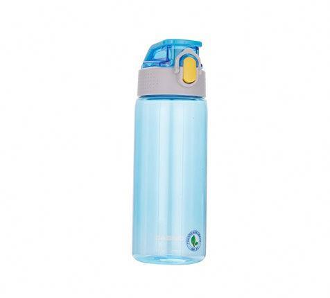 Пляшка для води CASNO 550 мл KXN-1215 Блакитна фото 2
