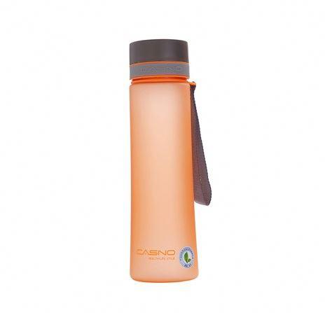 Пляшка для води CASNO 1000 мл KXN-1111 Помаранчева фото 2