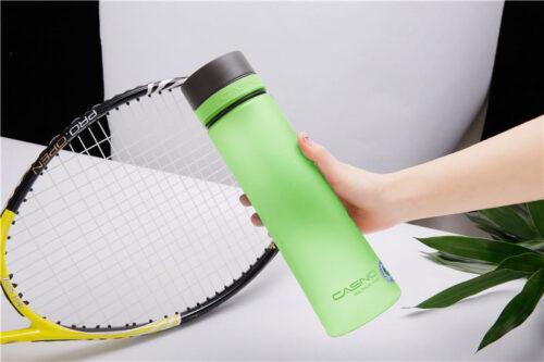 Пляшка для води CASNO 1000 мл KXN-1111 Зелена фото 4