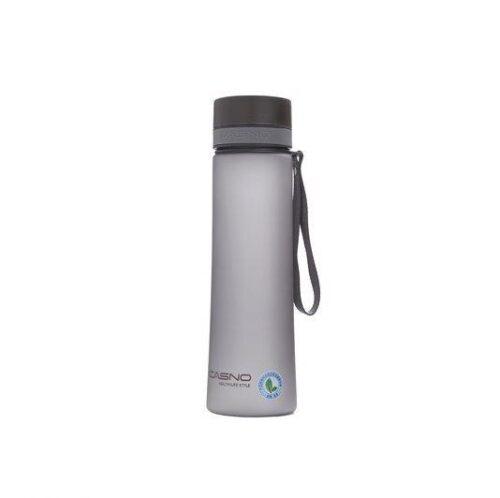 Пляшка для води CASNO 1000 мл KXN-1111 Сіра фото 2