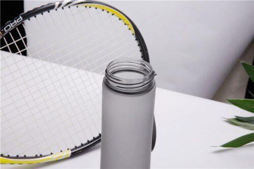 Пляшка для води CASNO 1000 мл KXN-1111 Сіра фото 5
