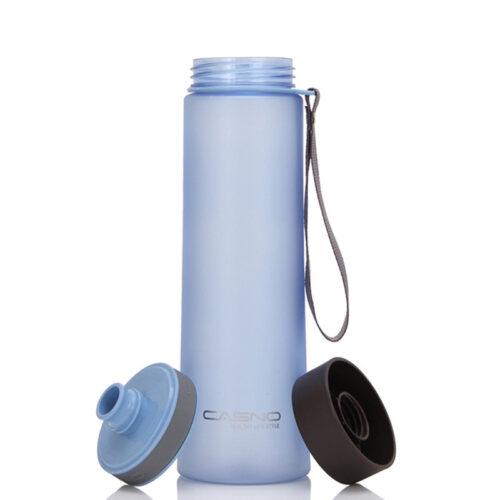 Пляшка для води CASNO 1000 мл KXN-1111 Блакитна фото 5