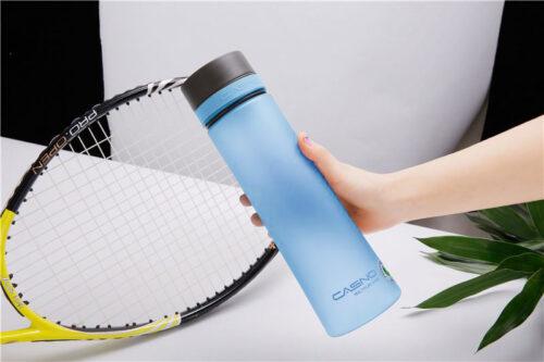 Пляшка для води CASNO 1000 мл KXN-1111 Блакитна фото 4