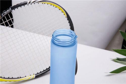 Пляшка для води CASNO 1000 мл KXN-1111 Блакитна фото 7