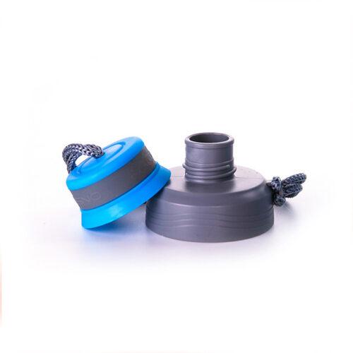 Пляшка для води CASNO 600 мл KXN-1116 Синя фото 3