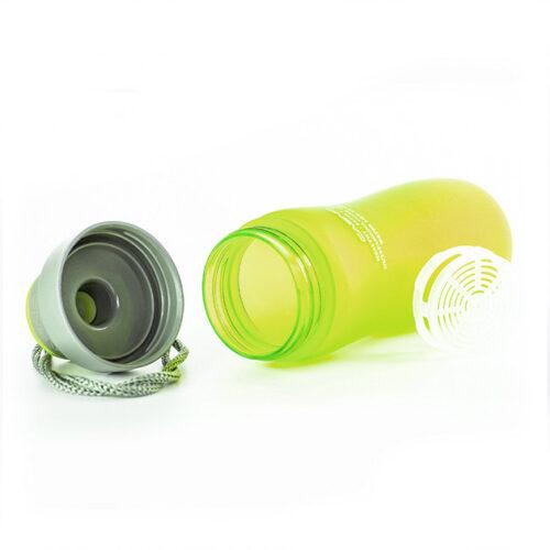 Пляшка для води CASNO 600 мл KXN-1116 Зелена фото 3