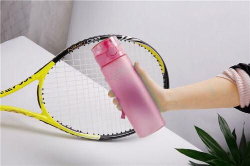 Пляшка для води CASNO 650 мл KXN-1157 Рожева фото 2