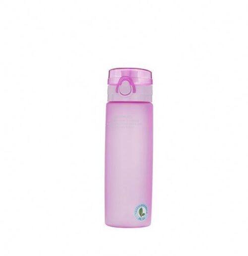 Пляшка для води CASNO 650 мл KXN-1157 Фіолетова фото 1