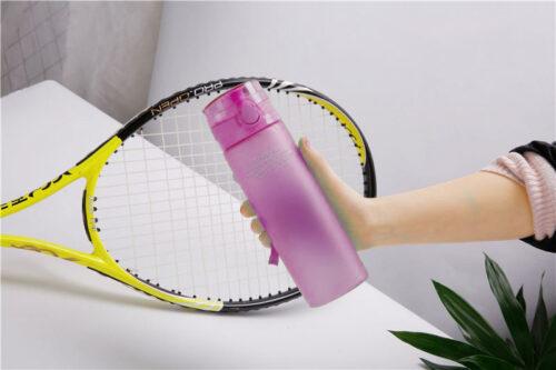 Пляшка для води CASNO 650 мл KXN-1157 Фіолетова фото 2
