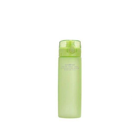 Пляшка для води CASNO 650 мл KXN-1157 Зелена фото 1