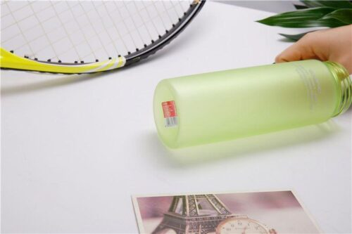 Пляшка для води CASNO 650 мл KXN-1157 Зелена фото 4