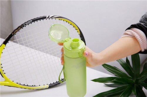 Пляшка для води CASNO 650 мл KXN-1157 Зелена фото 5