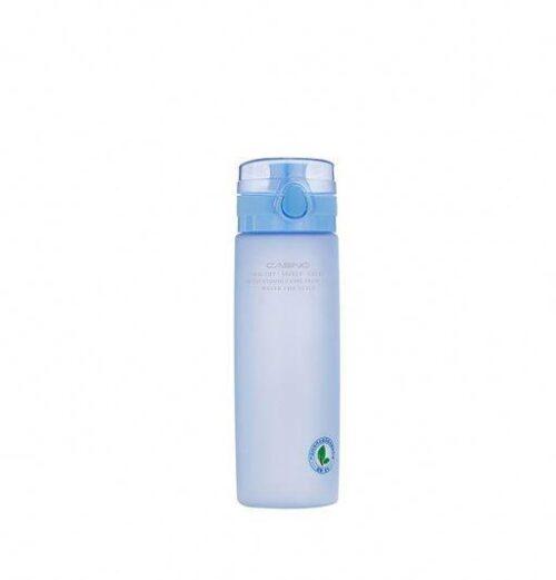 Пляшка для води CASNO 650 мл KXN-1157 Блакитна фото 1