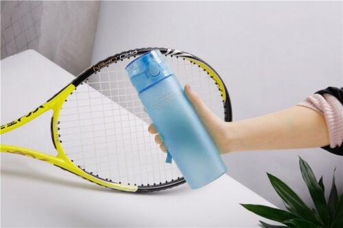 Пляшка для води CASNO 650 мл KXN-1157 Блакитна фото 5
