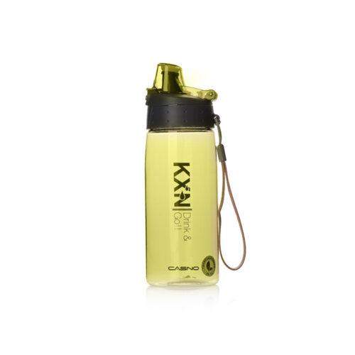 Пляшка для води CASNO 580 мл KXN-1179 Зелена фото 2