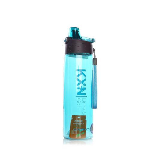 Пляшка для води CASNO 780 мл KXN-1180 Блакитна фото 2